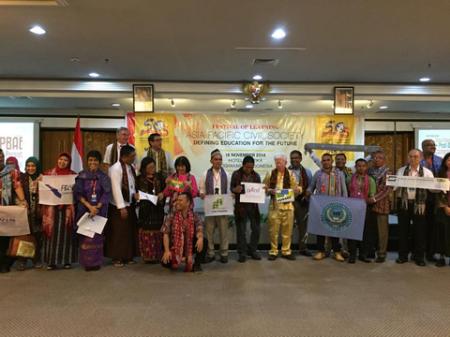 Festival Of Learning : 50 tahun ASPBAE di Yogyakarta, 19 November 2014
